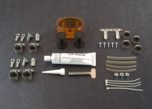 2550 Series Grip and Grommet Kits
